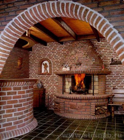 можно ли строить печь из клинкера ароматы без суеты